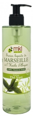 MKL Green Nature Marseille Liquid Soap Argan Oil Green Tea 400ml
