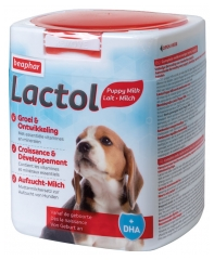 Beaphar Lactol Growth and Development Breastfeeding Milk for Puppies 500g