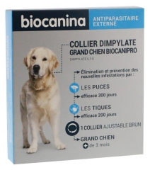 Biocanina Dimpylate Collar Big Dog Biocanipro