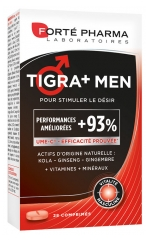 Forté Pharma Energy Tigra+ Men 28 Tablets