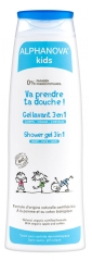 Alphanova Kids Gel Lavant 3 en 1 250 ml