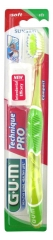 GUM Cepillo de Dientes Technique Pro Flexible 525