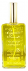 Gamarde Organic Beauté Satinée Satinated Body Dry Oil Face & Body 100ml