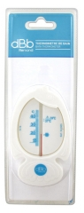 dBb Remond Bath Thermometer White Fish