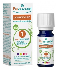 Puressentiel Essential Oil Lavender True Bio 10ml