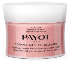 Payot Le Corps Gommage au Sucre Relaxant Relaxing Body Scrub with Jasmine White Tea Extracts 200ml