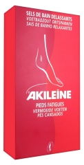 Akileïne Relaxing Foot Bath Salts 2x150g