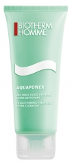 Biotherm Homme Aquapower Oligo-Thermal Fresh Gel Ultra Cleansing 125ml