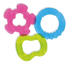 dBb Remond 3 Water Filled Teether 3 Months and +