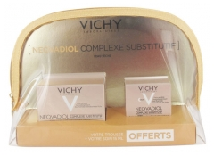 Vichy Neovadiol Substitutive Complex Fundamental Care Reactivator Dry Skin 50ml + Redensifying and Freshness Night Care