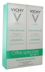 Vichy Dermo-Tolerance Enthaarungscreme Doppelpack 2 x 150 ml