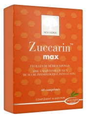 New Nordic Zuccarin Max 60 Tablets