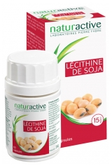 Naturactive Soy Lecithin 60 Capsules