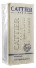 Cattier Alargil Gentle Vegetable Soap 150g