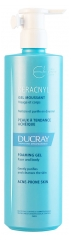 Ducray Keracnyl Face and Body Foaming Gel 400ml