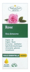 NatureSun Aroms Essential Oil Rose (Rosa Damascena) 1ml