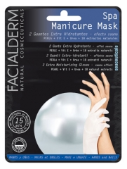 Facialderm Spa Manicure Mask 2 Gants Extra Hydratants
