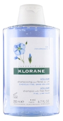 Klorane Shampoo with Flax Fiber 200ml