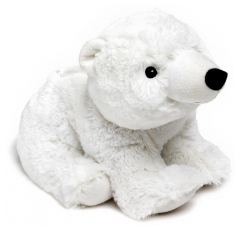 Soframar Cozy Peluches Bouillotte Ours Polaire