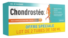 Granions Chondrostéo Gel de Massage Lot de 2 x 100 ml