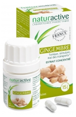 Naturactive Ginger 30 Capsules