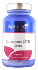 Nature Attitude Co-Enzyme Q10 30 Gélules