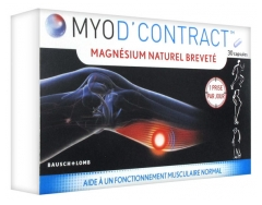 Bausch + Lomb Myod'Contract 30 Capsules