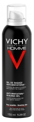 Vichy Homme Gel de Rasage Anti-Irritations 150 ml