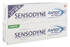 Sensodyne Fast and Long-Lasting Protection 2 x 75ml