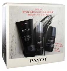 Payot Optimal Man Energizing Ritual Kit for Men