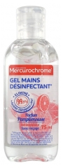 Mercurochrome Gel Mains Désinfectant Parfumé 75 ml