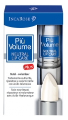 Incarose Più Volumen Neutral Lip Care 4 ml