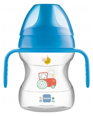 MAM Comme un Grand Cup With Handles 190ml 6 Months +