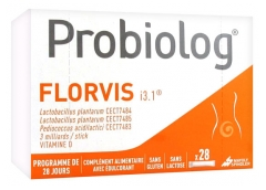 Mayoly Spindler Probiolog Florvis 28 Sticks