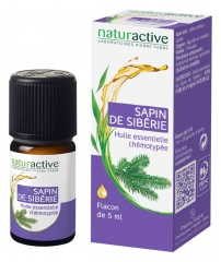 Naturactive Natural Essential Oil Siberia Pine Tree 5ml