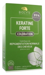 Biocyte Keratine Forte Coloration 60 Gélules