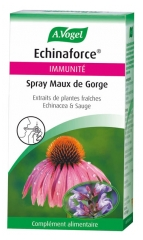 A.Vogel Immunité Echinaforce Spray Maux de Gorge 30 ml