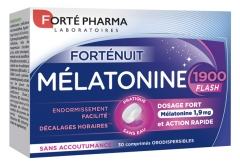 Forté Pharma Melatonin 1900 Flash 30 Tablets