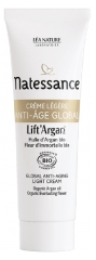 Natessance Lift'Argan Leichte, Göttlich Anti-Age Emulsion Global 50 ml