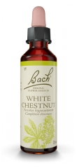 Fleurs de Bach Original White Chestnut 20 ml