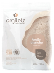 Argiletz Ultra-Ventilated White Clay 200g