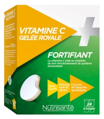 Nutrisanté Vitamin C + Royal Jelly Fortifying 24 Tablets