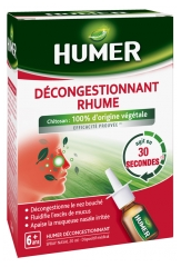 Humer Decongestant Cold Nasal Spray 20ml