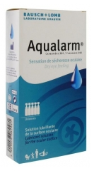 Bausch + Lomb Aqualarm Lubricant Solution for the Ocular Surface 20 Single Doses