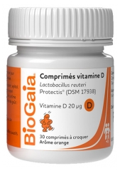 BioGaia Vitamin D 30 Tablets