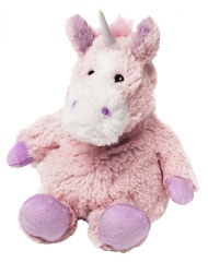 Soframar Cozy Peluches Bouillotte Licorne