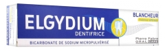 Elgydium Dentifrice Blancheur Citron 75 ml