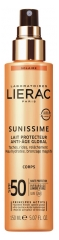 Lierac Sunissime Protective Milk Global Anti-Aging SPF 50 150ml