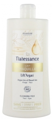 Natessance Lift'Argan Organic Cleansing Milk Face & Eyes 400ml