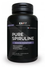 Eafit Muscle Construction Pure Spirulina 50 Tablets